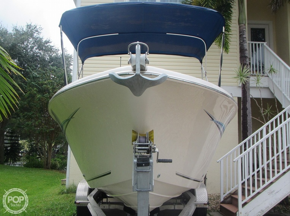 2018 Sea Chaser boat for sale, model of the boat is HFC 22 & Image # 23 of 40