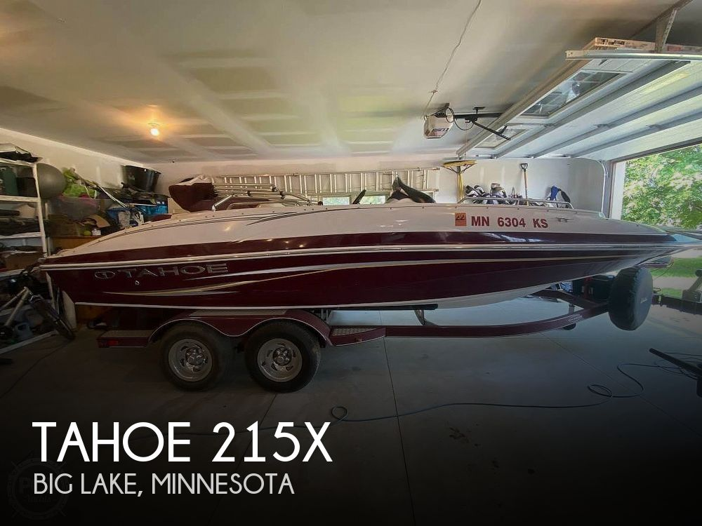 Used Tahoe Boats For Sale by owner   2011 Tahoe 215X
