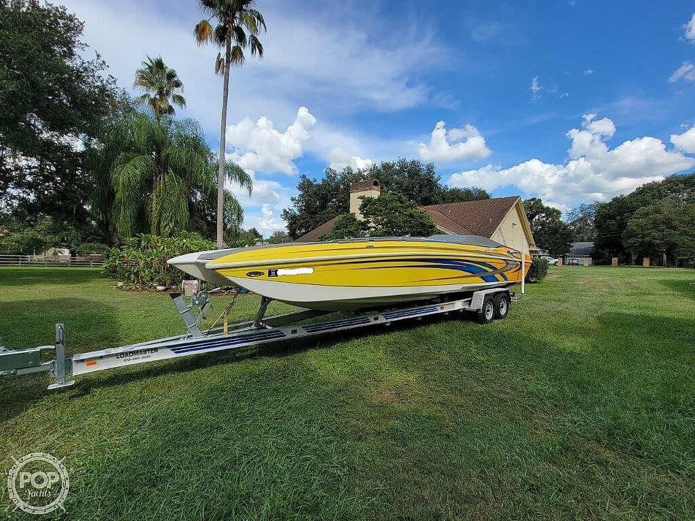 2008 Advantage boat for sale, model of the boat is X-Flight 29MC & Image # 3 of 40