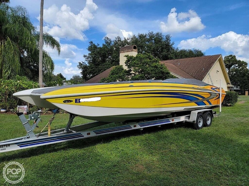 2008 Advantage boat for sale, model of the boat is X-Flight 29MC & Image # 4 of 40