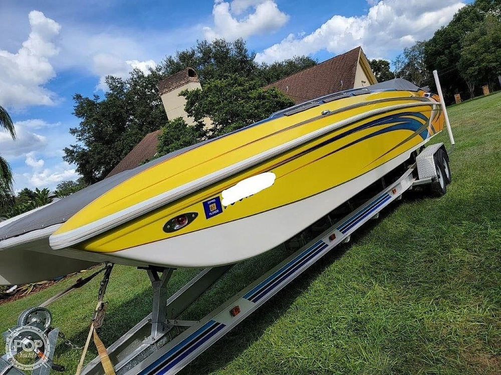 2008 Advantage boat for sale, model of the boat is X-Flight 29MC & Image # 5 of 40