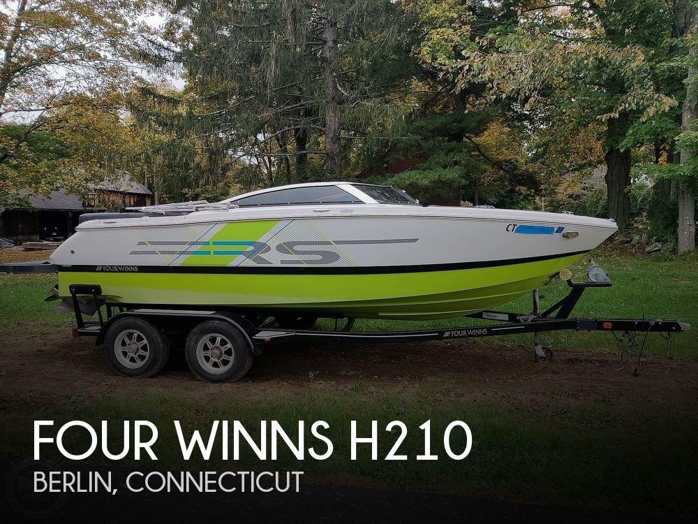 2016 FOUR WINNS H210 for sale