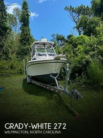 Used Grady-White 27 Boats For Sale by owner | 1998 Grady-White 272 Sailfish