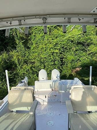 1998 Grady-White boat for sale, model of the boat is 272 Sailfish & Image # 4 of 11