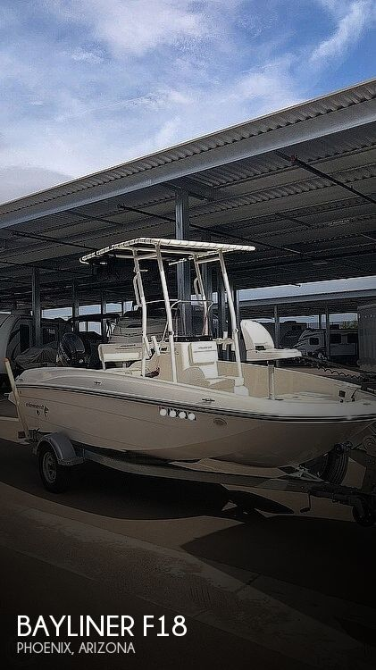2019 Bayliner boat for sale, model of the boat is F18 & Image # 1 of 40