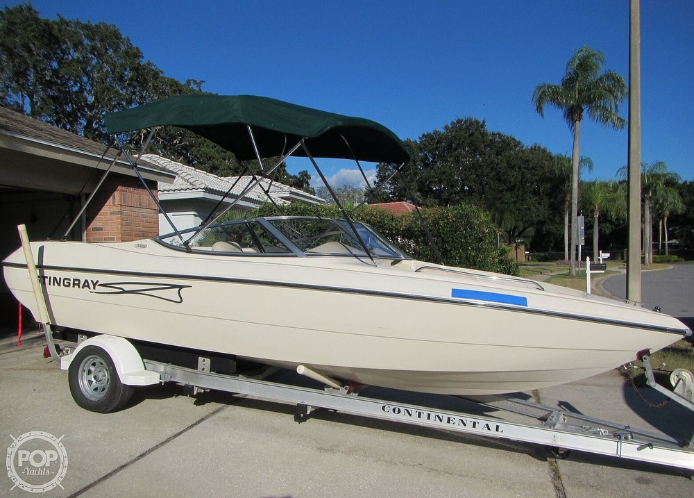 1999 Stingray boat for sale, model of the boat is 200 LS & Image # 17 of 40