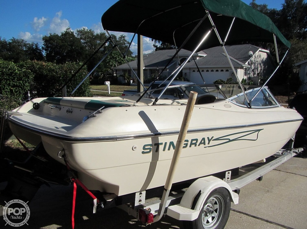 1999 Stingray boat for sale, model of the boat is 200 LS & Image # 20 of 40