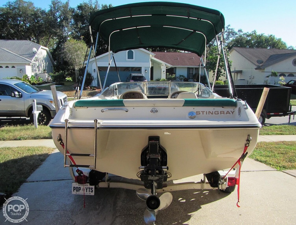 1999 Stingray boat for sale, model of the boat is 200 LS & Image # 21 of 40