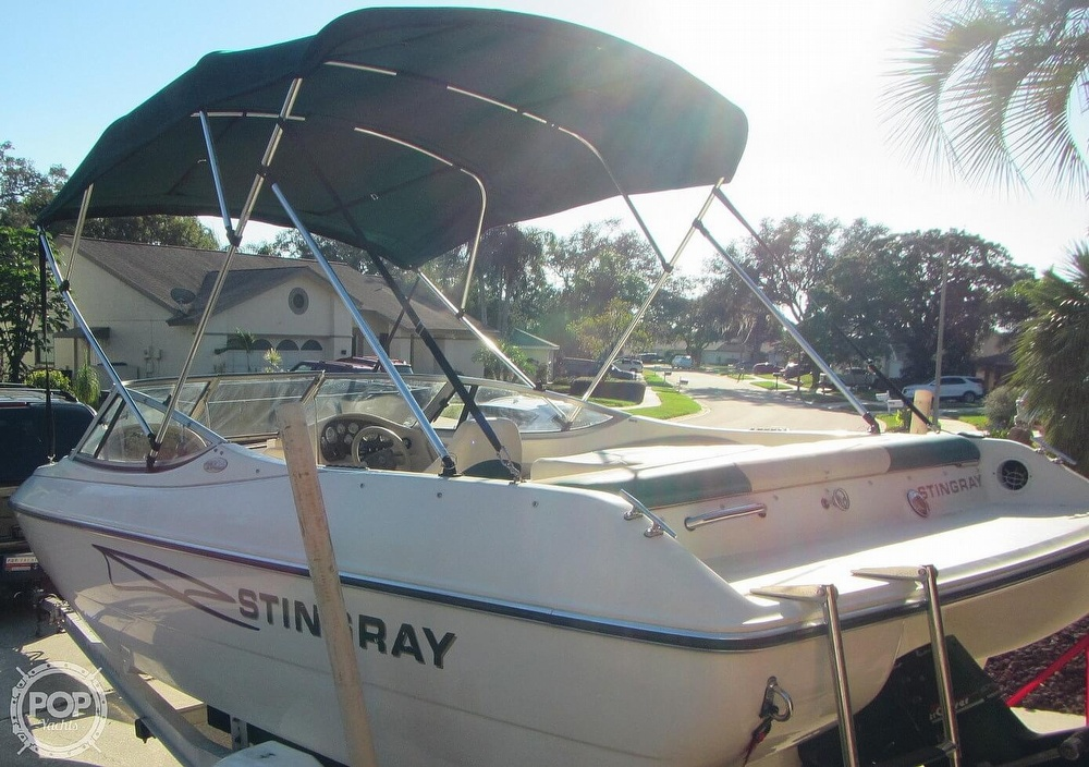 1999 Stingray boat for sale, model of the boat is 200 LS & Image # 22 of 40