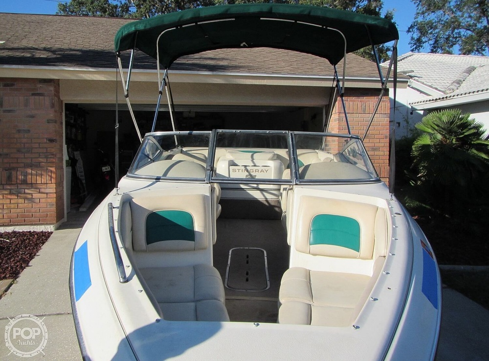 1999 Stingray boat for sale, model of the boat is 200 LS & Image # 26 of 40