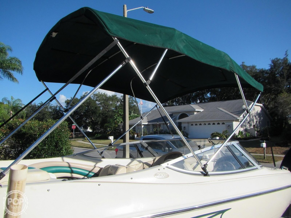 1999 Stingray boat for sale, model of the boat is 200 LS & Image # 28 of 40