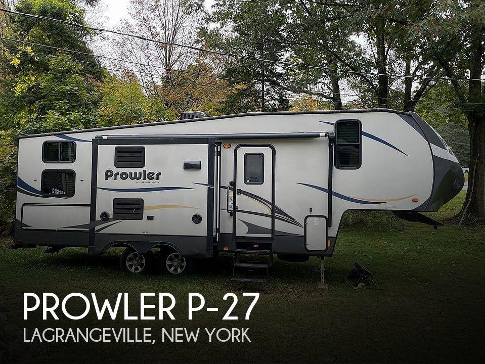 2014 Heartland Prowler 29