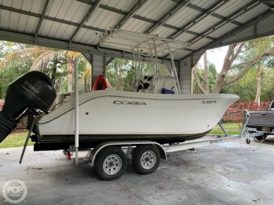Cobia 220 CC, 220, for sale - $49,000