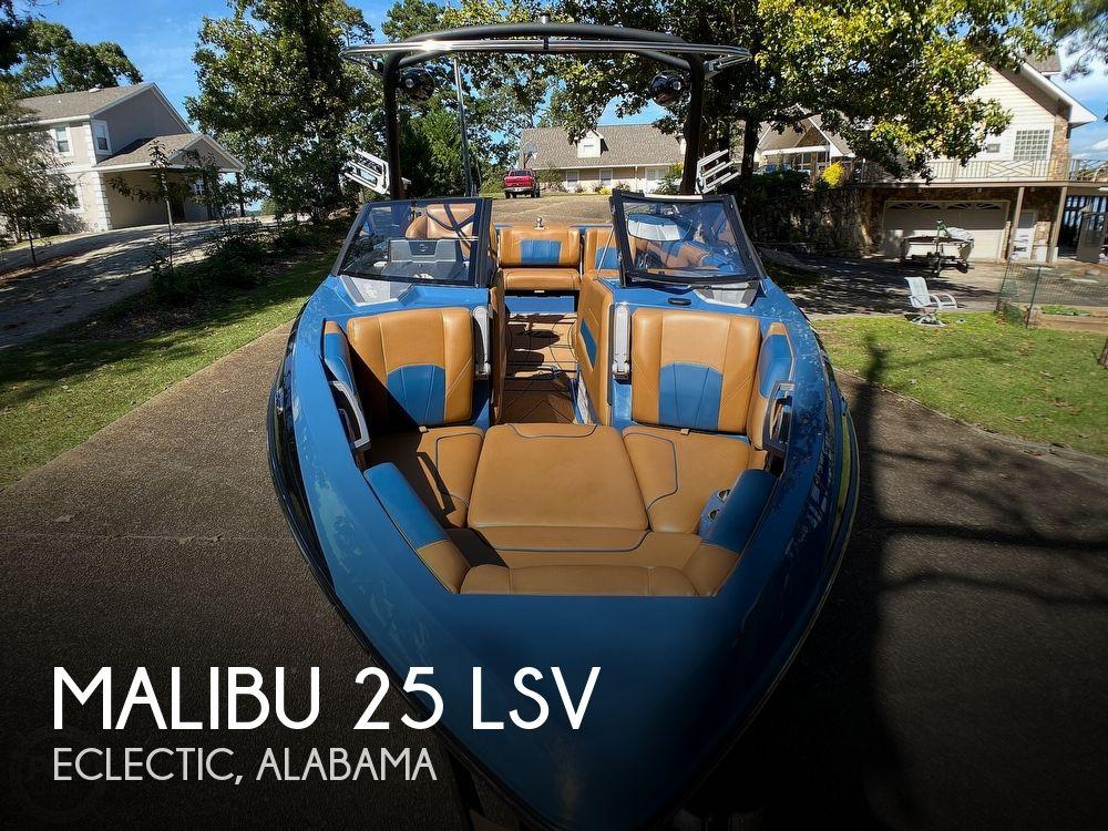 2021 Malibu 25 LSV