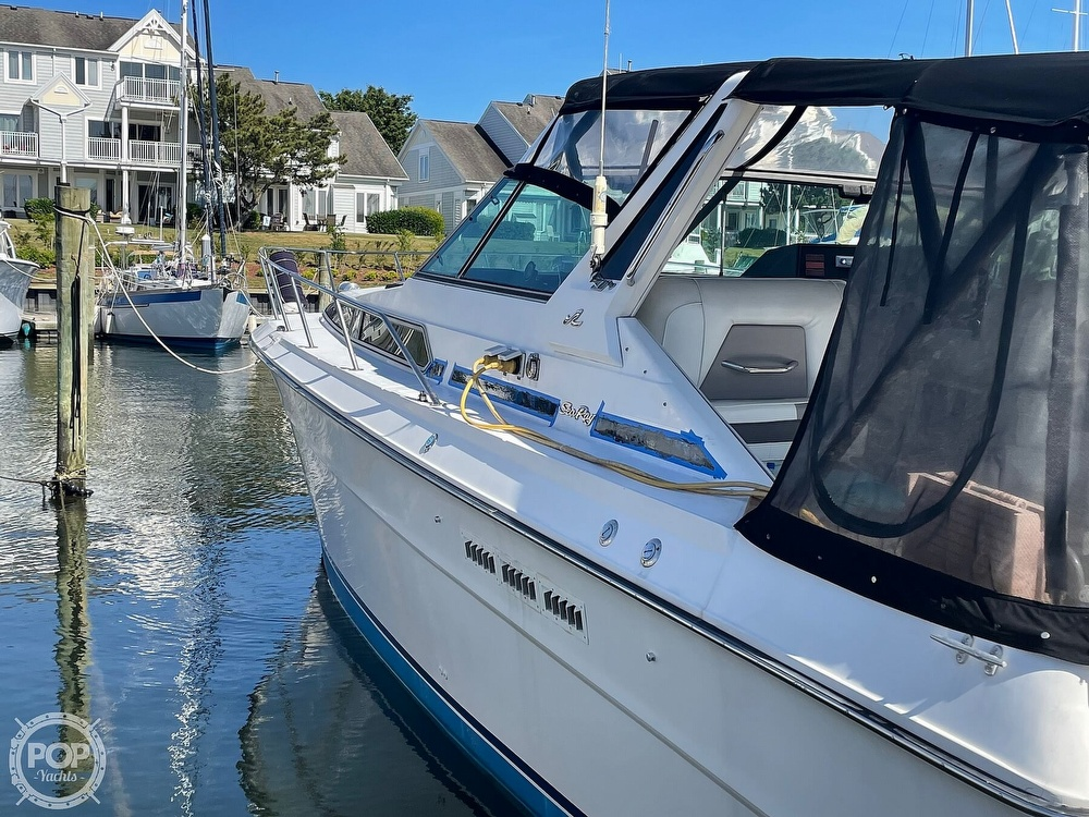 1989 Sea Ray boat for sale, model of the boat is 390 & Image # 8 of 40