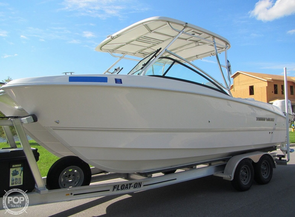 2020 Twin Vee boat for sale, model of the boat is 240 DC Go Fish Edition & Image # 13 of 40