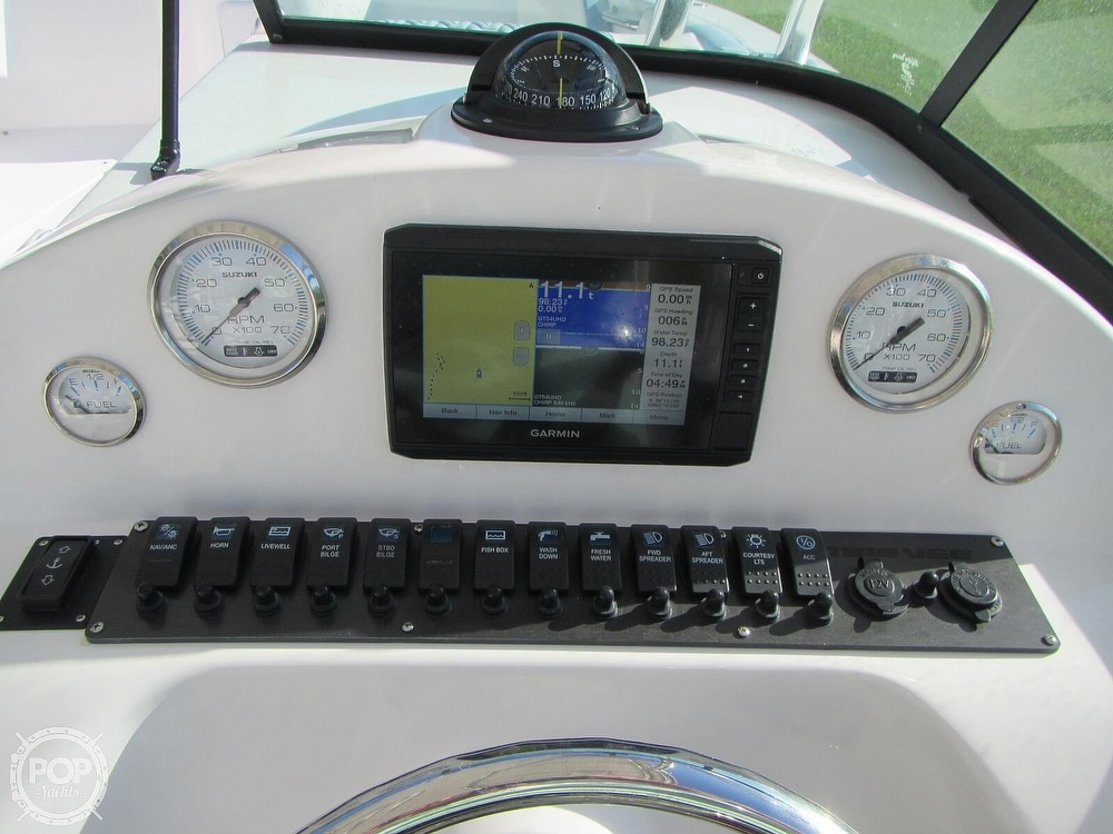 2020 Twin Vee boat for sale, model of the boat is 240 DC Go Fish Edition & Image # 10 of 40