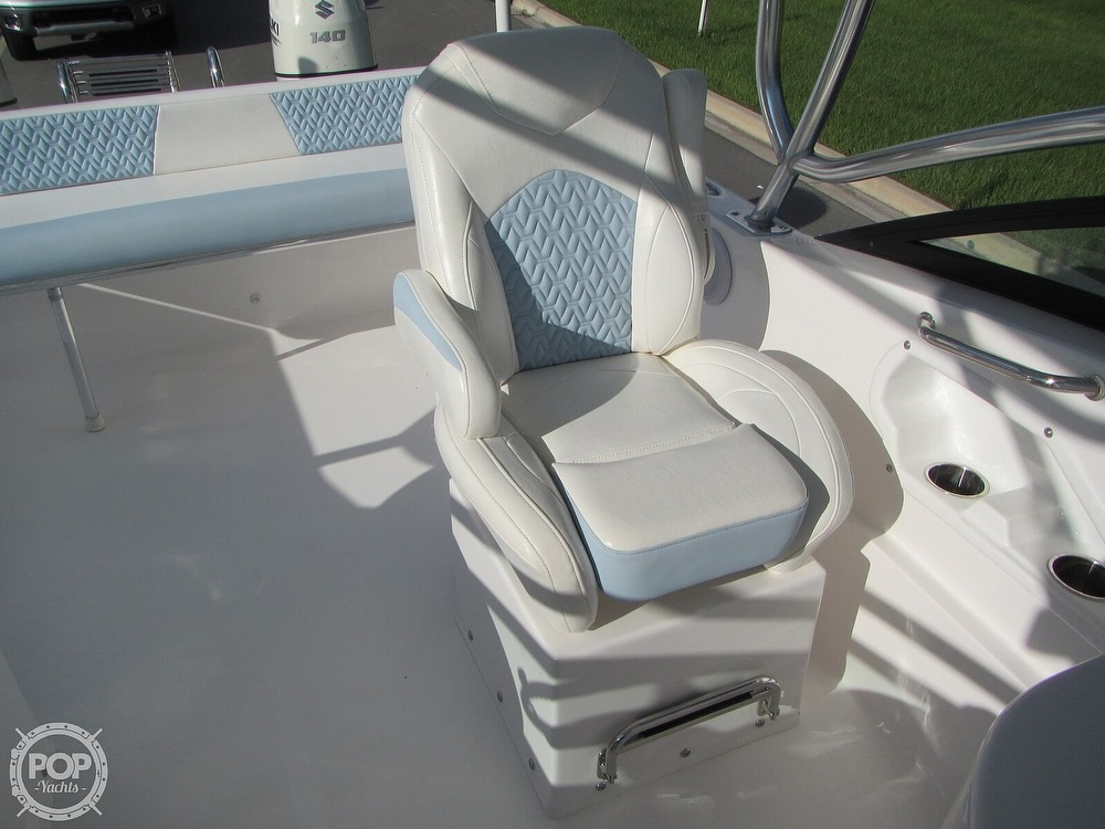 2020 Twin Vee boat for sale, model of the boat is 240 DC Go Fish Edition & Image # 8 of 40