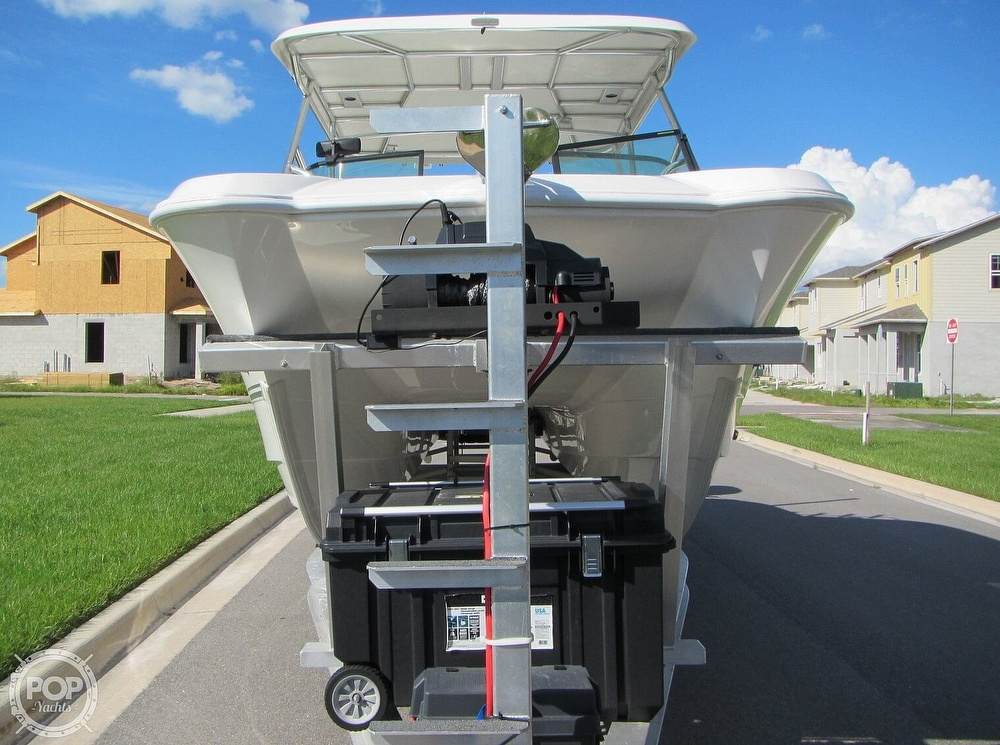 2020 Twin Vee boat for sale, model of the boat is 240 DC Go Fish Edition & Image # 22 of 40