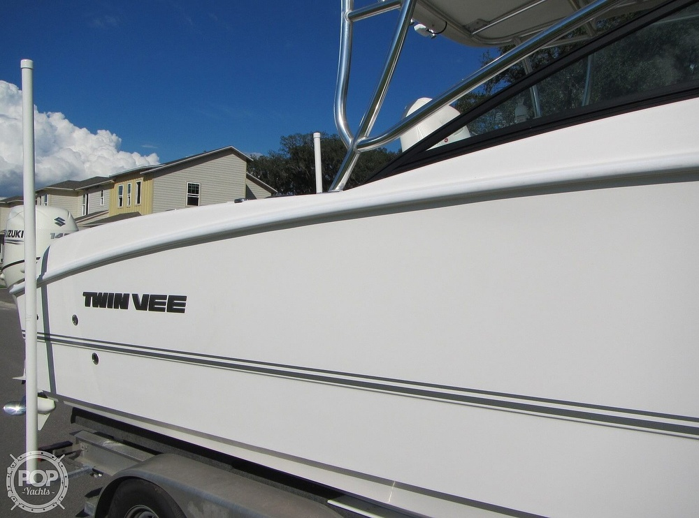 2020 Twin Vee boat for sale, model of the boat is 240 DC Go Fish Edition & Image # 25 of 40