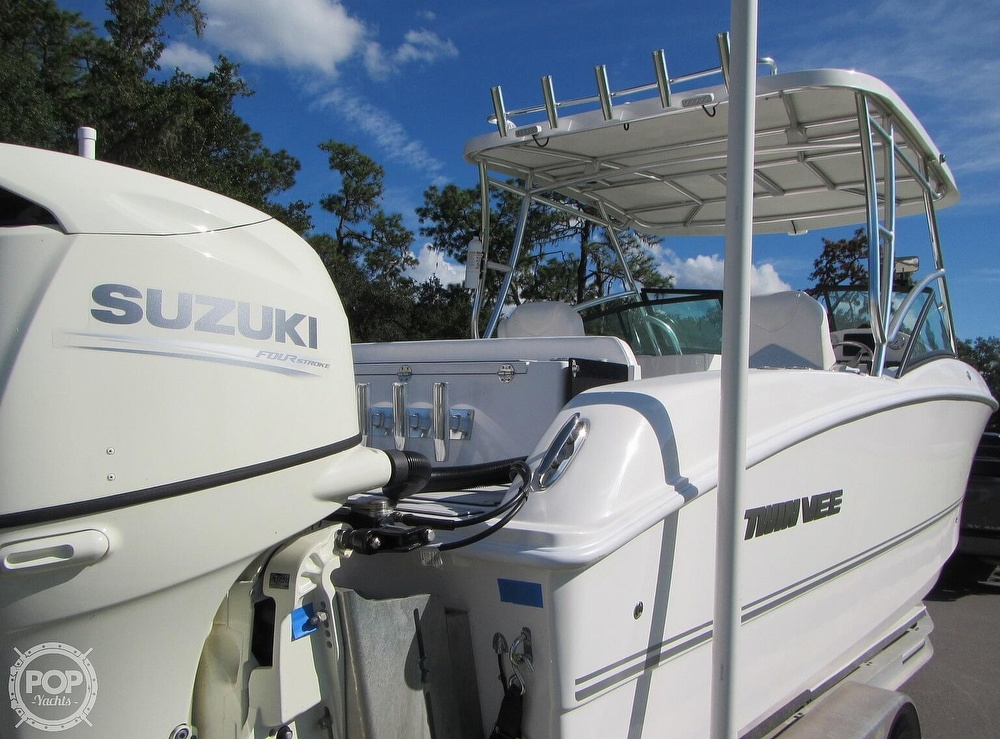 2020 Twin Vee boat for sale, model of the boat is 240 DC Go Fish Edition & Image # 28 of 40
