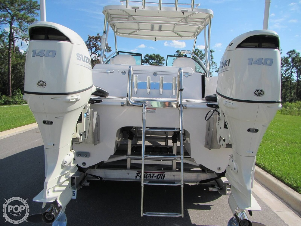 2020 Twin Vee boat for sale, model of the boat is 240 DC Go Fish Edition & Image # 29 of 40