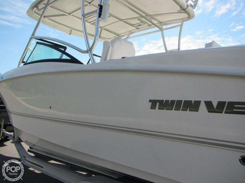 2020 Twin Vee boat for sale, model of the boat is 240 DC Go Fish Edition & Image # 31 of 40