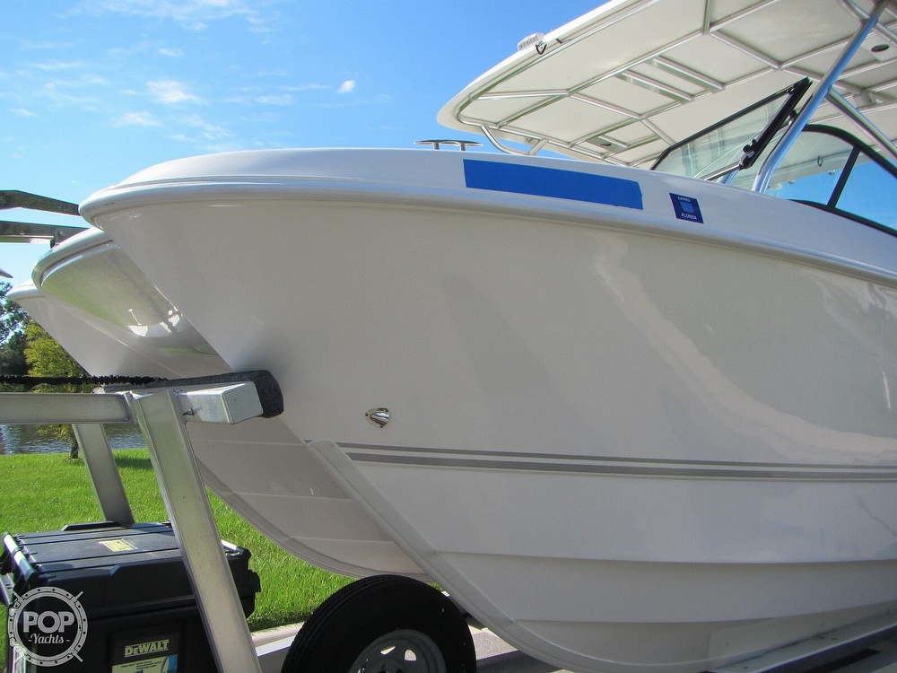2020 Twin Vee boat for sale, model of the boat is 240 DC Go Fish Edition & Image # 34 of 40