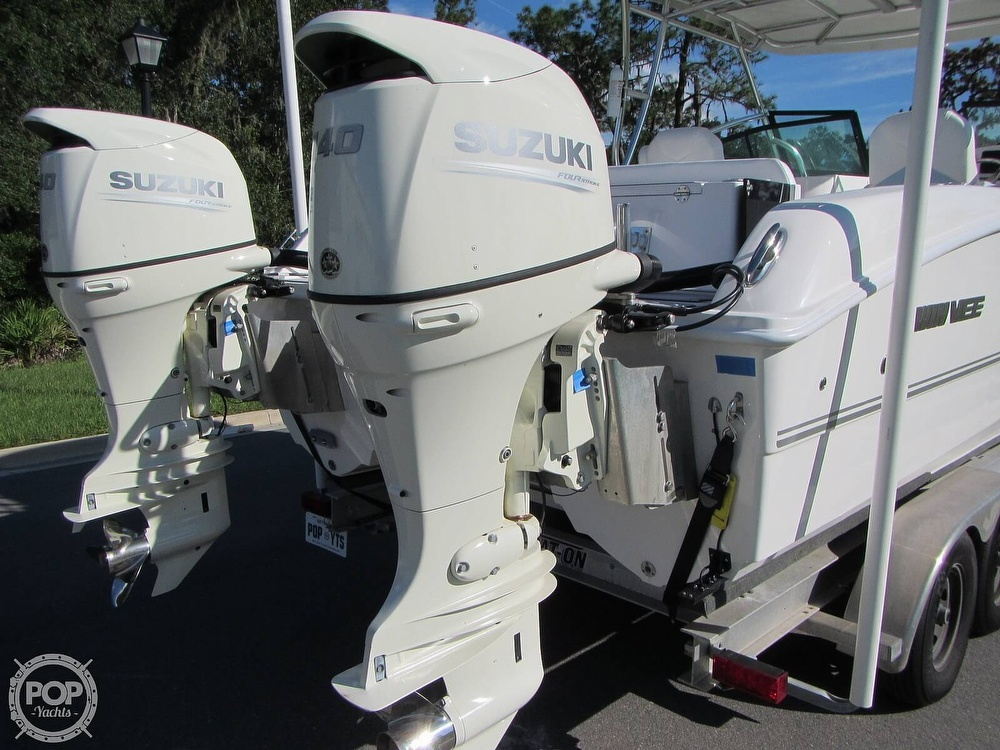 2020 Twin Vee boat for sale, model of the boat is 240 DC Go Fish Edition & Image # 35 of 40