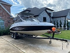 2008 Yamaha boat for sale, model of the boat is AR 230 H/O & Image # 2 of 2