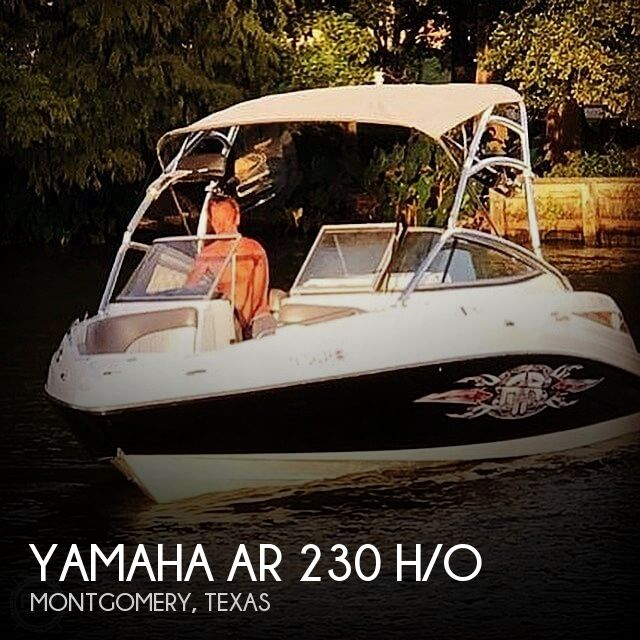 2008 Yamaha boat for sale, model of the boat is AR 230 H/O & Image # 1 of 2