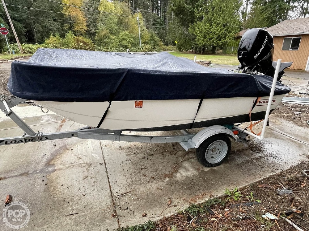2008 Boston Whaler boat for sale, model of the boat is 110 sport & Image # 2 of 31