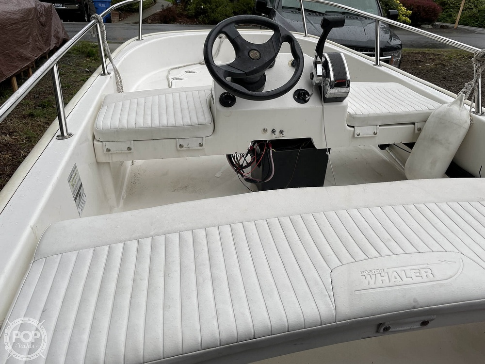 2008 Boston Whaler boat for sale, model of the boat is 110 sport & Image # 6 of 31