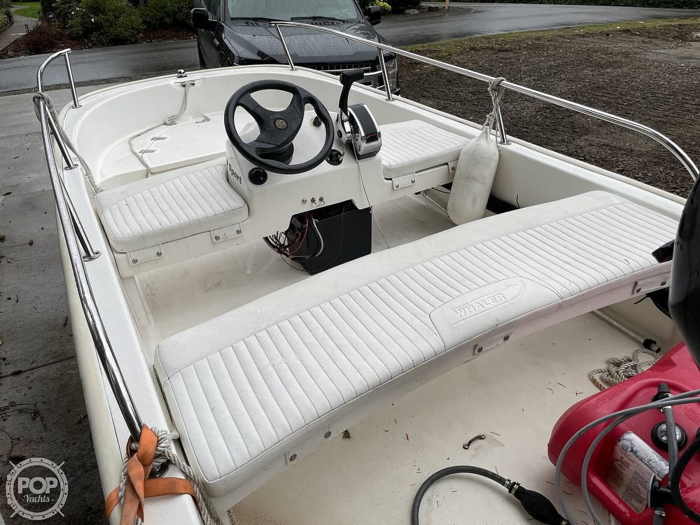 2008 Boston Whaler boat for sale, model of the boat is 110 sport & Image # 5 of 31