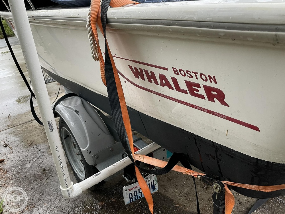 2008 Boston Whaler boat for sale, model of the boat is 110 sport & Image # 20 of 31