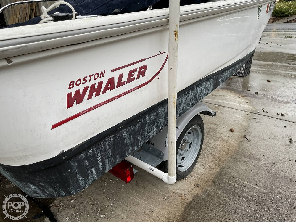 2008 Boston Whaler boat for sale, model of the boat is 110 sport & Image # 21 of 31