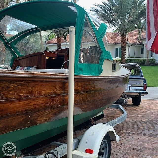 1992 Lowell boat for sale, model of the boat is Amesbury Skiff & Image # 18 of 25