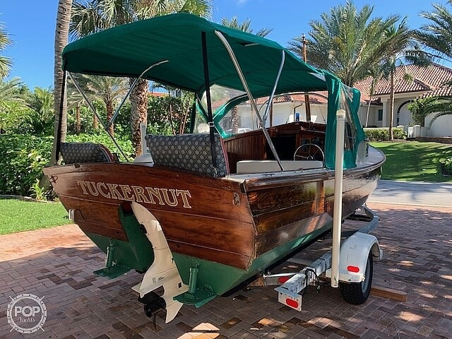 1992 Lowell boat for sale, model of the boat is Amesbury Skiff & Image # 19 of 25
