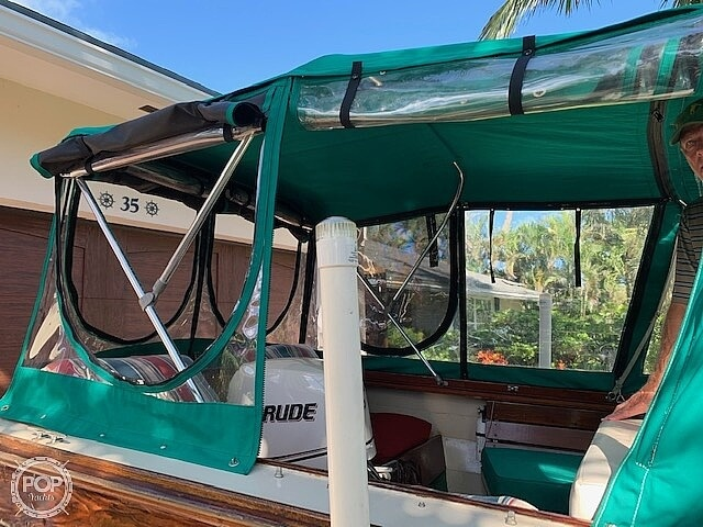 1992 Lowell boat for sale, model of the boat is Amesbury Skiff & Image # 21 of 25