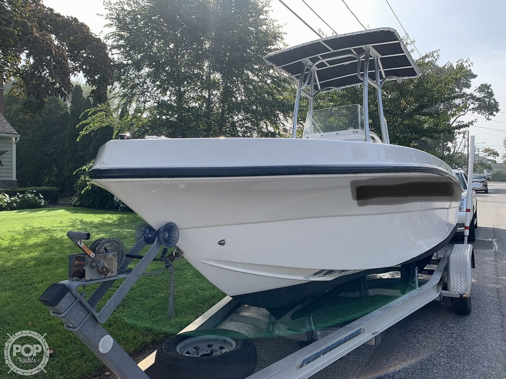 2006 American Angler boat for sale, model of the boat is 204 FX & Image # 2 of 40
