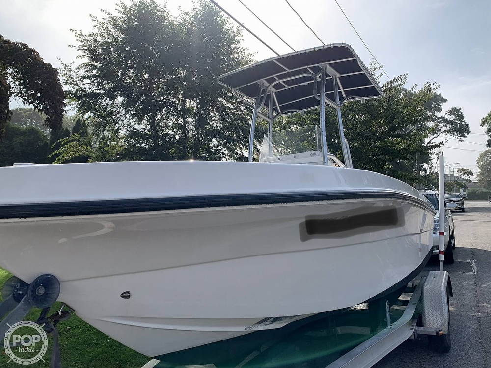 2006 American Angler boat for sale, model of the boat is 204 FX & Image # 3 of 40