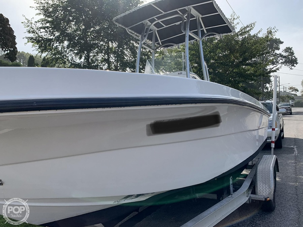 2006 American Angler boat for sale, model of the boat is 204 FX & Image # 4 of 40