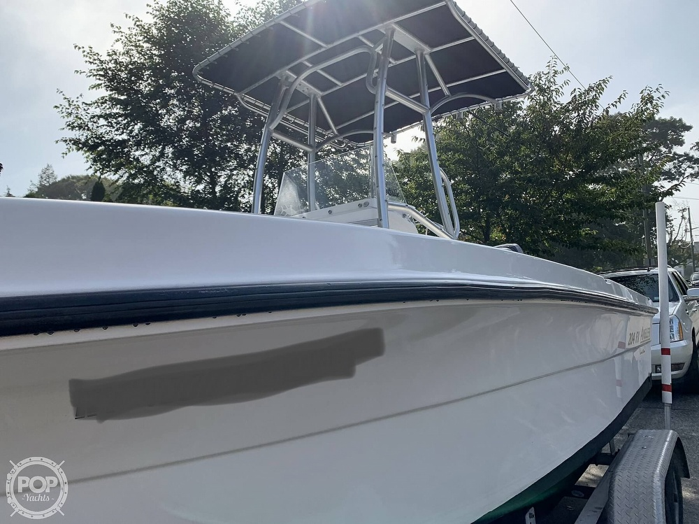 2006 American Angler boat for sale, model of the boat is 204 FX & Image # 6 of 40