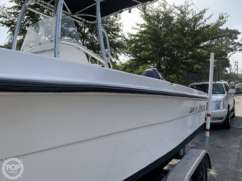 2006 American Angler boat for sale, model of the boat is 204 FX & Image # 8 of 40