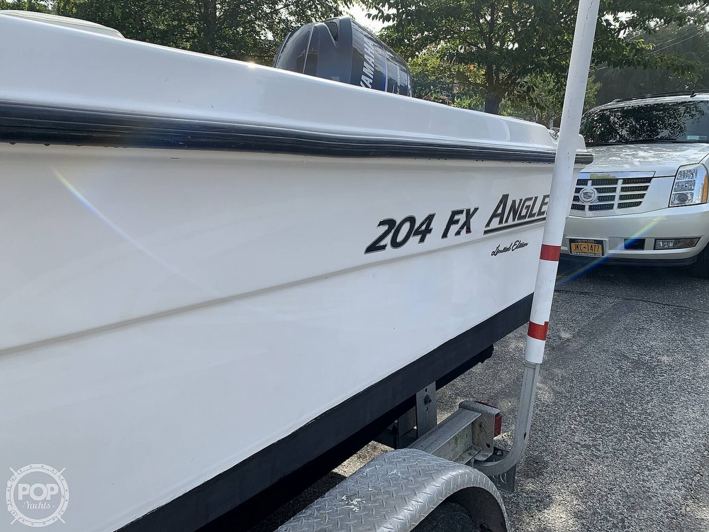 2006 American Angler boat for sale, model of the boat is 204 FX & Image # 12 of 40