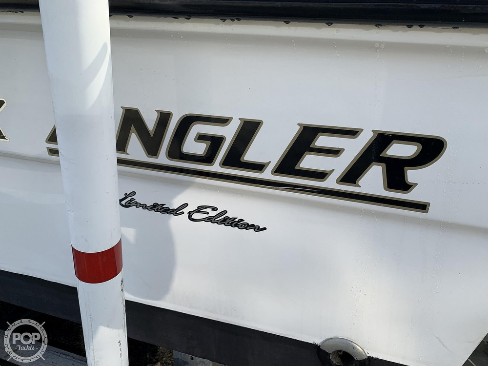 2006 American Angler boat for sale, model of the boat is 204 FX & Image # 14 of 40