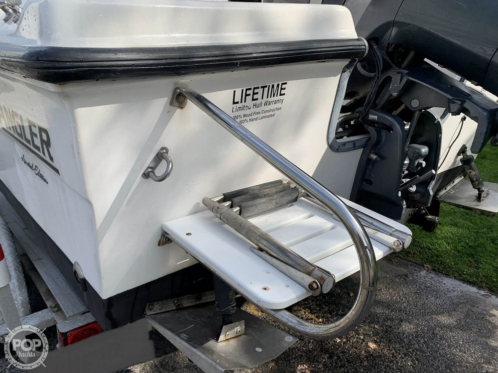 2006 American Angler boat for sale, model of the boat is 204 FX & Image # 16 of 40