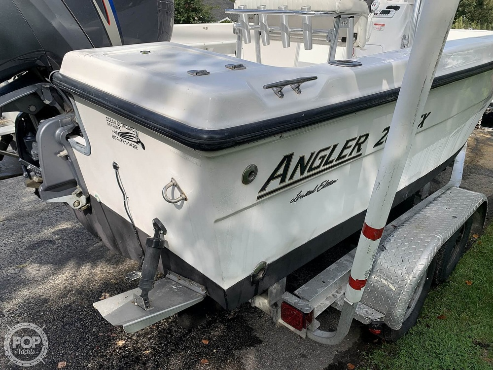 2006 American Angler boat for sale, model of the boat is 204 FX & Image # 20 of 40