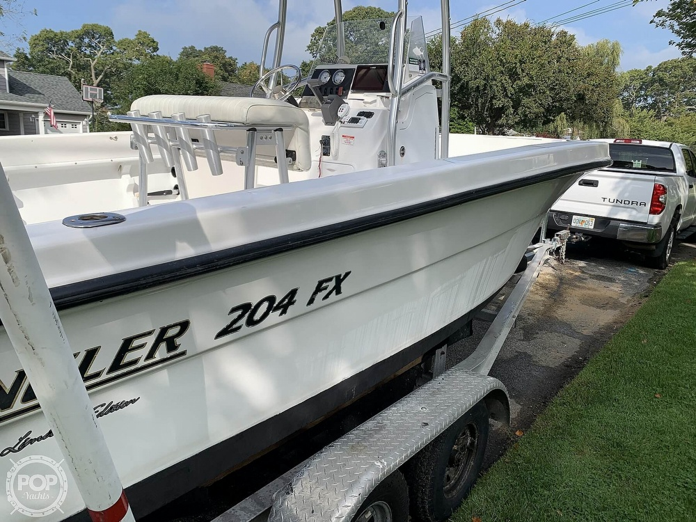 2006 American Angler boat for sale, model of the boat is 204 FX & Image # 21 of 40