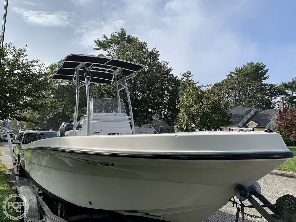 2006 American Angler boat for sale, model of the boat is 204 FX & Image # 29 of 40